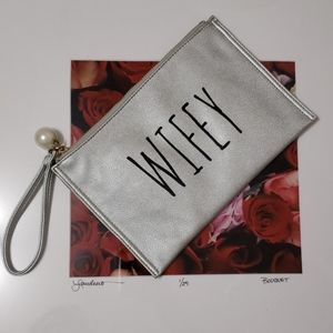 Clutch or Wristlet